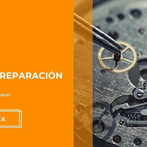 Reparación de relojes en Madrid | Relojería Zafiros