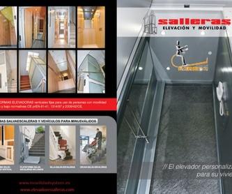 Plataforma vertical de 1 metro y medio: Aparatos movilidad de Movilidad System