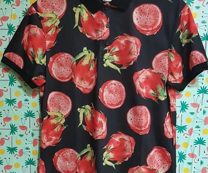 Polo estampado frutas: Productos de Picnic Moda Urban y Pinpilinpauxa