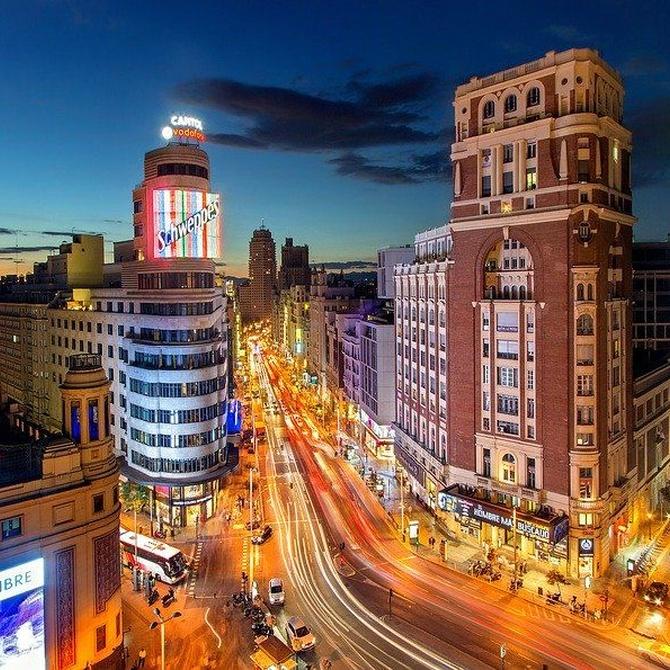 El centro de Madrid, territorio conquistado