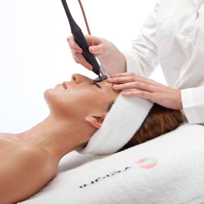 Las muchas aplicaciones de los tratamientos Indiba
