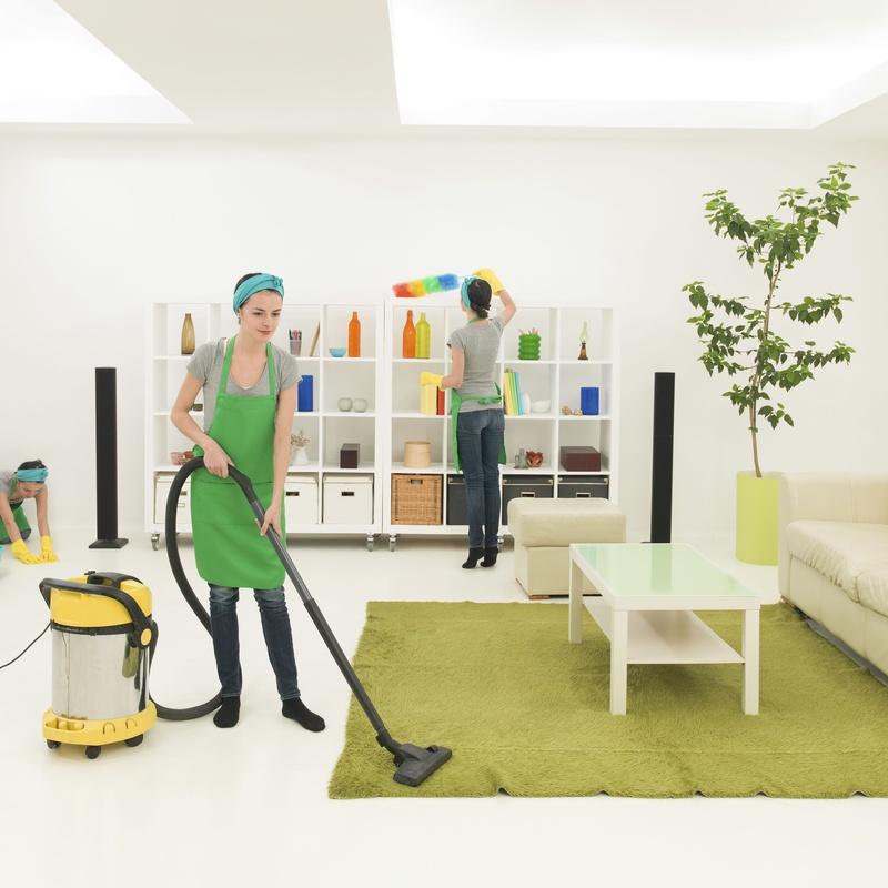 Mantenimiento de limpieza: Servicios de LIMPIEZAS GRAN MERLÍN
