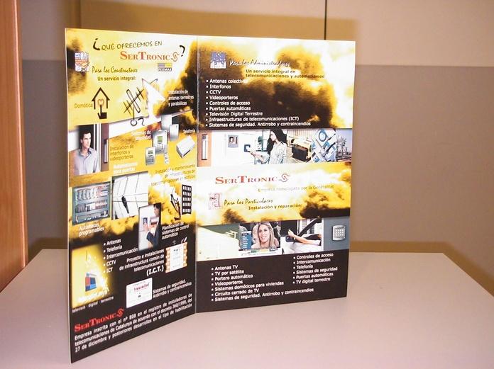 SerTronic proyectos e instalaciones para administradores