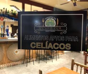 Restaurante para celiacos