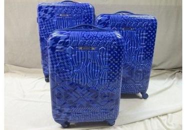 Trolley , maletas y bolsos de viaje.