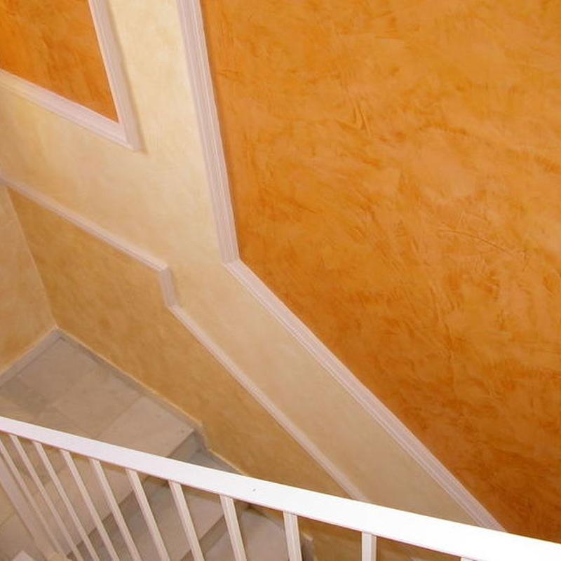 Estuco veneciano: Servicios de Pintores Artedec