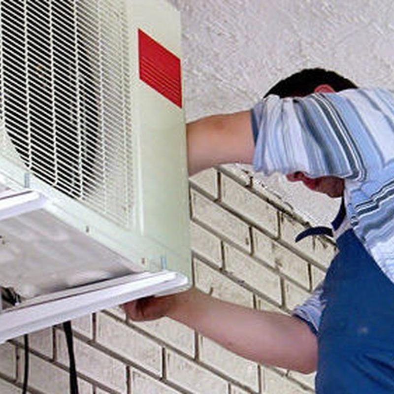 Aire acondicionado - climatización: Servicios de Lux Ibiza