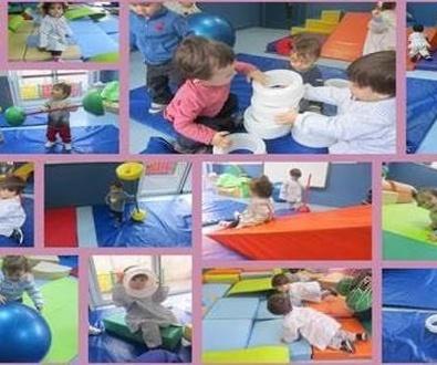 Centro de educación infantil concertado en Madrid