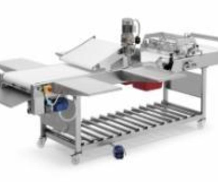 Banco de trabajo MT3000/600: Catálogo de Maquinaria de Pymar