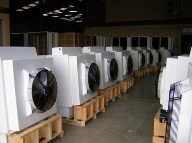 Refrigeración evaporativa, una herramienta imprescindible en la industria