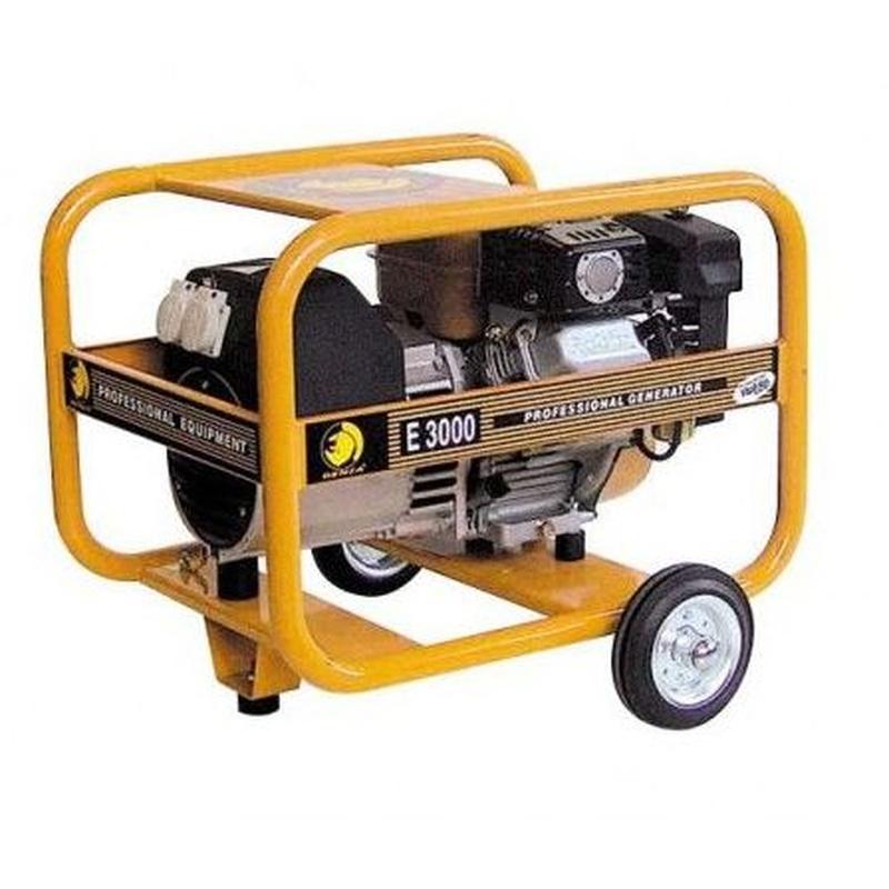 Generador ROBIN E 3000: Productos y servicios de Maquiagri