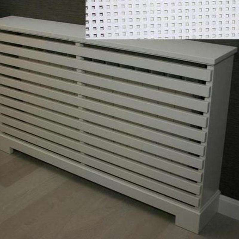 Cubreradiador a medida Madrid : Servicios  de Pedro y Lázaro Castro