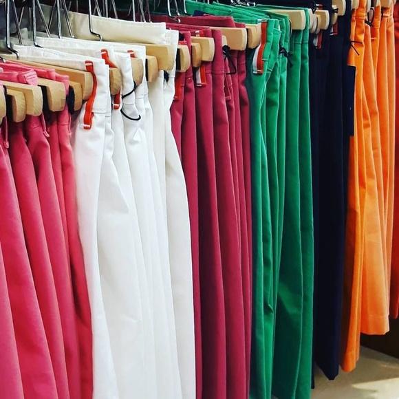 Pantalones y bermudas: Moda hombre de Peter Polo Saint-Tropez