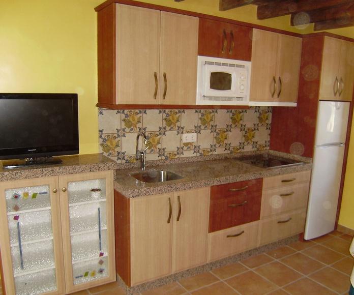 Cocinas: Productos de Ebanistería del Valle