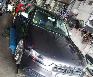 Audi A4 B8 Avant - EBC Yellowstuff