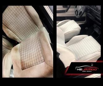 Limpieza exterior de vehículos: Servicios de KeLavado Car Wash