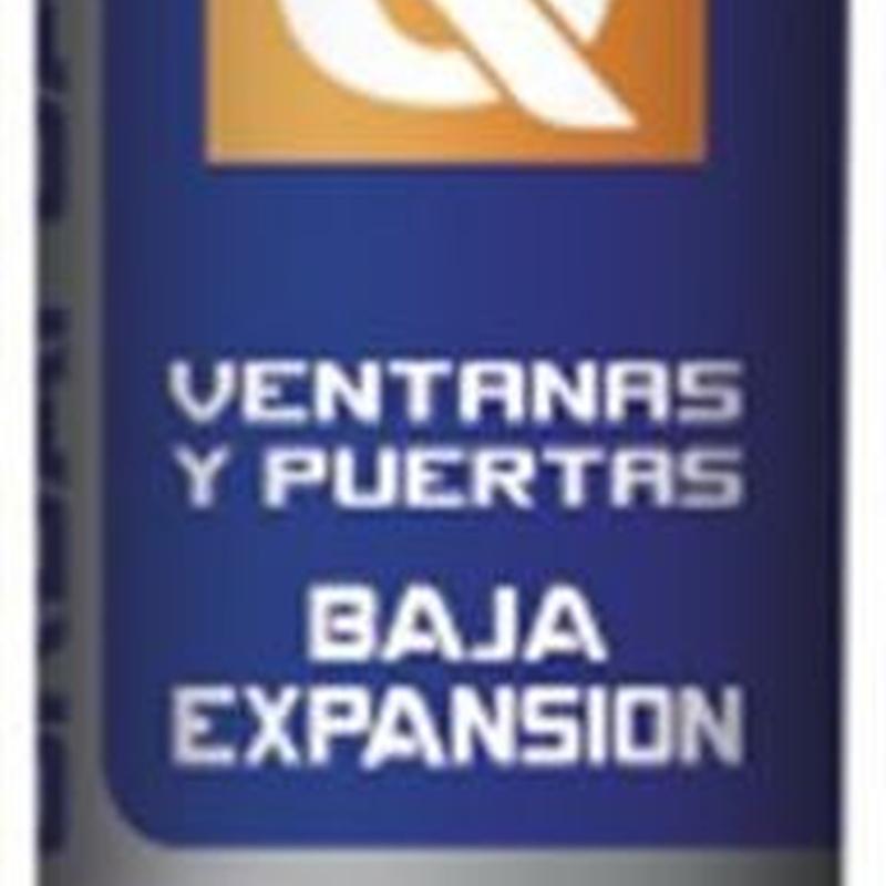 Espuma de poliuretano: Catálogo de Ferretería Arroyo