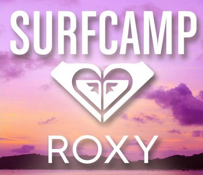 Surf Camp Roxy: Catálogo de Escuela Cántabra de surf