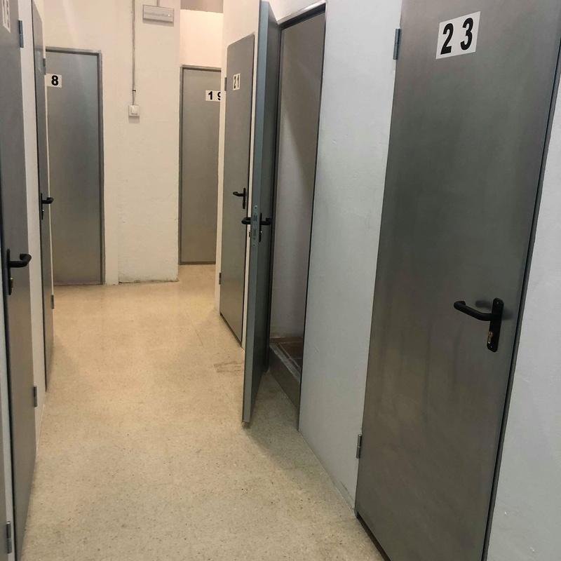 Alquiler de Trasteros: Servicios de Mutiservicios Málaga