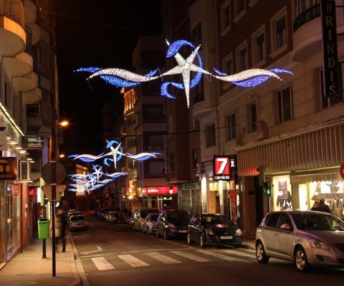 Iluminación para Navidad: Catálogo de Ilumigal