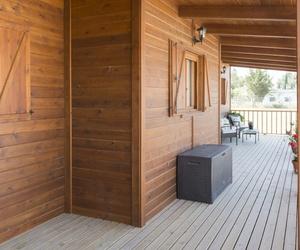 Fabricación y montaje de porches y pérgolas de madera Cádiz