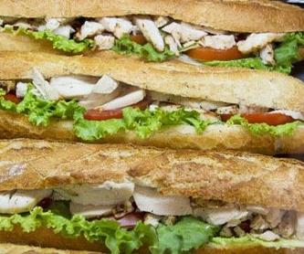 Raciones y comidas: Nuestros platos de Bar Cafetería La Serna