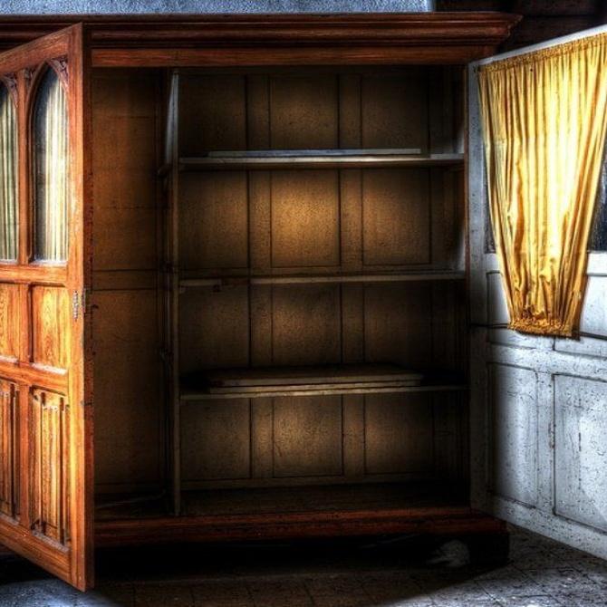 La época en la que se inventó el armario