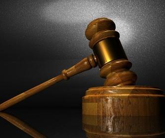 Asesoramiento jurídico  : Áreas de actuación de Abogado José López Fernández