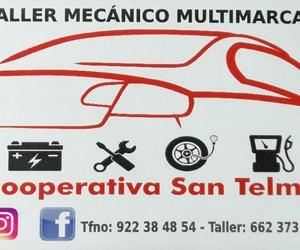 Taller mecánico en Puerto de la Cruz | San Telmo Servicios