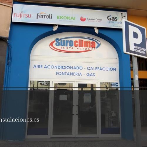 Empresas aire acondicionado Badajoz | Suroclima Instalaciones