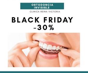 BLACK FRIDAY | ORTODONCIA INVISIBLE