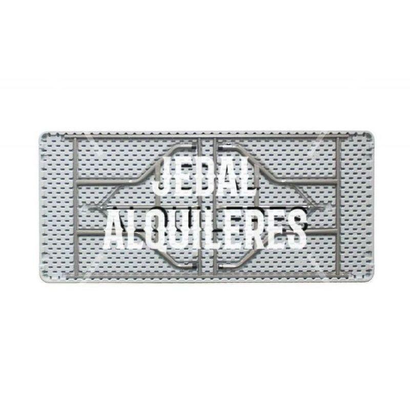 Mesa rectangular  180X74X74 CM: Catálogo de Jedal Alquileres