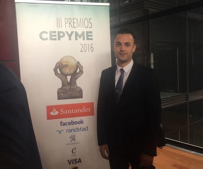 Premios CPYME 2016