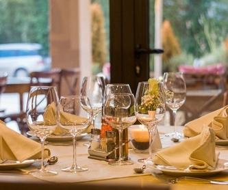 Arroces y paellas: Servicios de Restaurante y Hostal     Ses Arcades