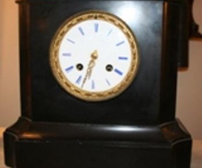 Reloj mármol negro: Catálogo de Ste Odile Decoración
