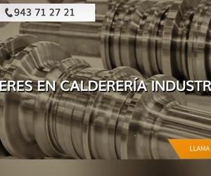 Calderería industrial en Aretxabaleta | Doilan Koop. Elk.