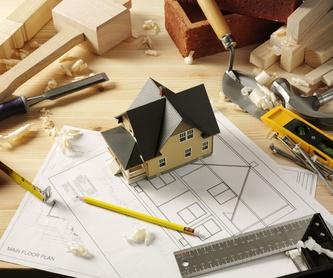 Rehabilitación de casas rústicas: Servicios de Refogarmo