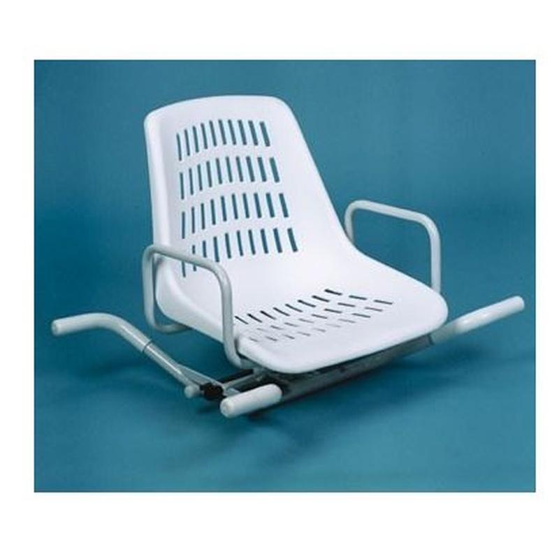 Asiento giratorio de bañera acero inoxidable: Productos de Ortopedia Hospitalet