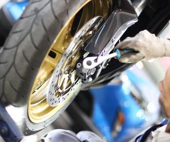 Motor: Servicios de Bonobo´s Garage