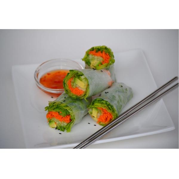 Spring roll 6 piezas: Platos de My Sushi