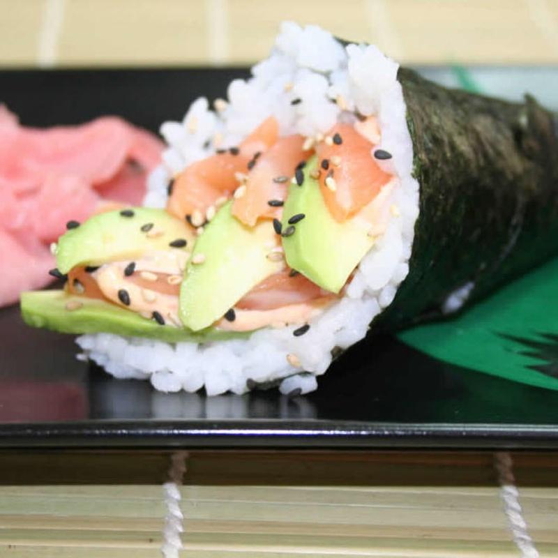 Temakis (1 pieza): Especialidades y menús de Sushikai Tarraco