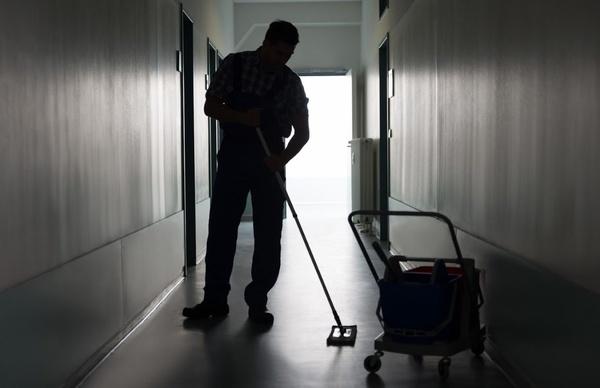 Limpieza de edificios : Servicios de Limpiezas Manso