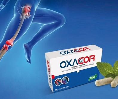 ¡Huesos fuertes con Oxacor!