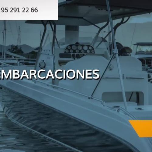 Motores náuticos en Málaga | Náuticas Sur Mediterráneo