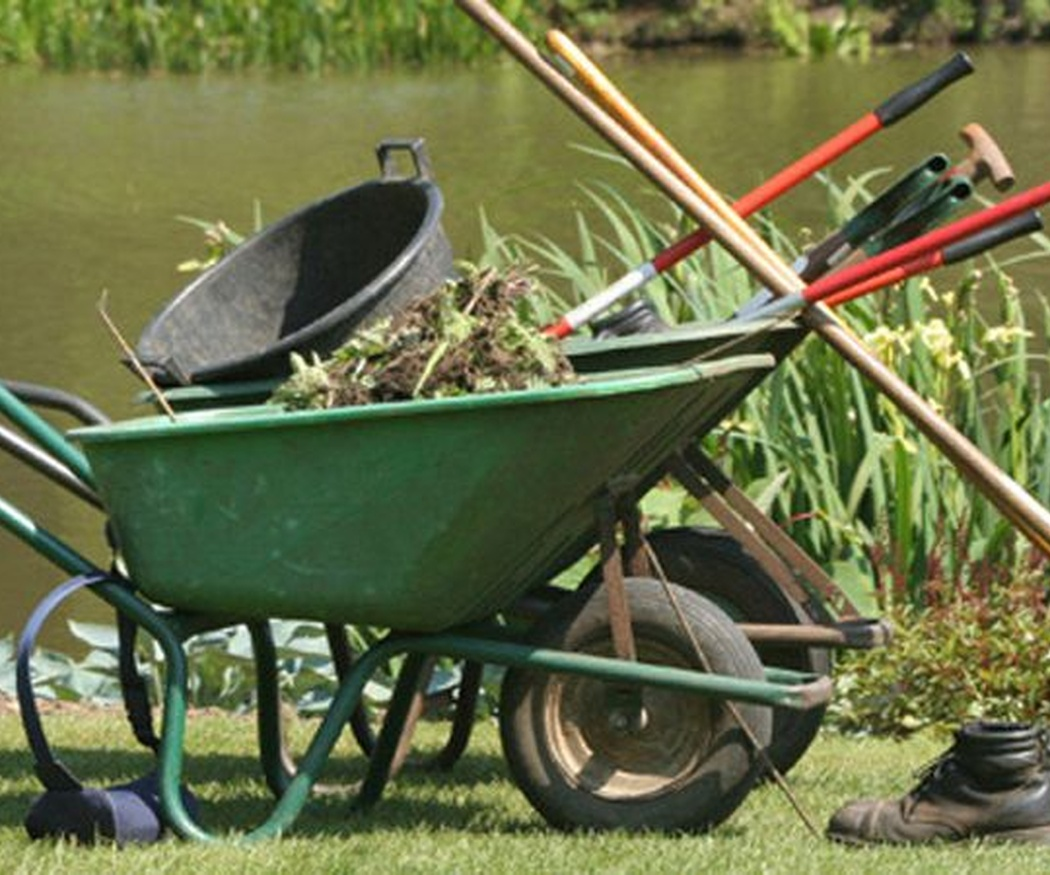 Herramientas de jardineria recomendadas