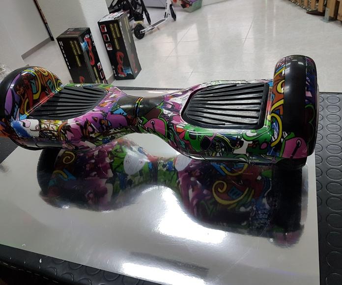 """Hoverboard 6'5""""(Pulgadas) 155,99€ diferentes colores.: Productos y servicios de PATIPACO"""