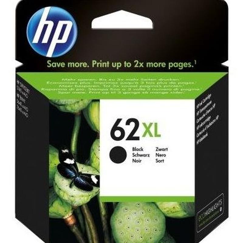 HP 62XL Cartucho Negro C2P05ae Officejet 5740: Productos y Servicios de Stylepc