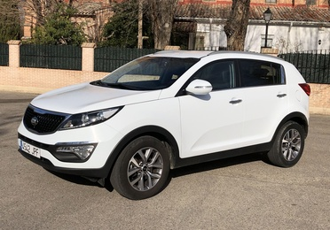 Kia Sportage 1.7 CRDI 115 cv Eco Dynamics Emotion 4x2