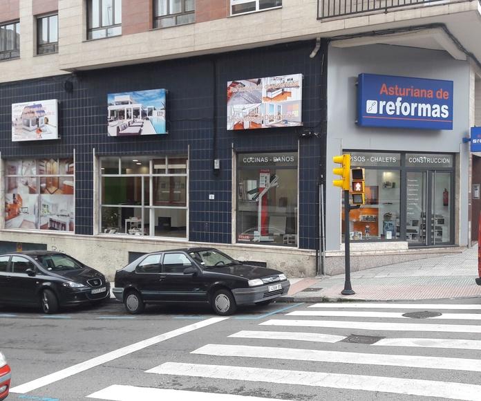 Rehabilitaciones integrales y parciales: Servicios de Asturiana de Reformas