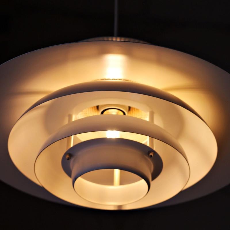 Lámpara danesa modelo AGAT de TOP LANP:  de Ruzafa Vintage